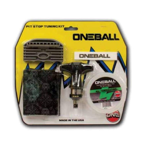 Tuning/ Snowboard: Oneballjay Pit Stop Kits Fw1718 - Oneballjay / 1718 Accessories Ice & Snow On Sale Oneballjay | Occn-Whiteline-Tkps