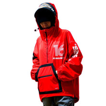Jackets / Snow: [ PRE-ORDER ] PLANB PROJECT Pullover Snow Jacket (Japanese Brand) Red [Unisex] - PLANB PROJECT / S / Red / 1920 Clothing Ice