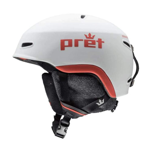 Helmets / Snow: Pret Kid Lid Ss Helmet 1819 - Sea Salt [Kids] - Pret / S / Sea Salt / 1819 Gear Helmets / Snow Ice & Snow Kids |