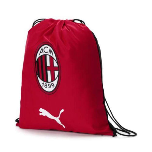 Bags / Sack Pack: Puma Ac Milan 18/19 Pro Training Gym Sack 075938-01 - Puma / Red / 1819 Ac Milan Accessories Bags Bags / Sack Pack |