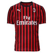 Jerseys / Soccer: Puma AC Milan 19/20 Home S/S Men's Jersey Authentic Version Ibrahimovic #21 75585401 - 1920, AC MILAN, Clothing, Home Kit,