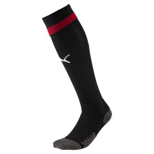 Socks / Soccer: Puma Ac Milan Separates Socks Black 754444-10 - Puma / 40-42 / Black / 1819 Ac Milan Accessories Black Football |