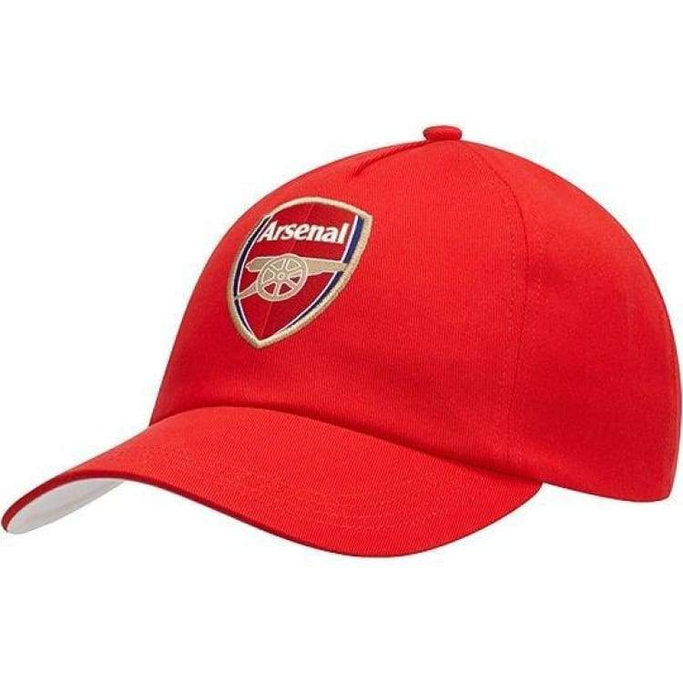 Headwear / Caps: Puma Arsenal 14/15 Leisure Cap 746441-01 - Puma / Red / 1415 Arsenal Cap Football Head & Neck Wear |