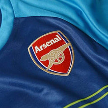 Jerseys / Soccer: Puma Arsenal 14/15 Pre-Match Jersey Navy 746513-04 - 1415 Arsenal Blue Clothing Football