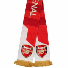 Neckwear / Scarves: Puma Arsenal 15/16 Fan Scarf RD/WHT 052828-01 - Puma / 1516, 2016, Accessories, ARSENAL, Fans Wear |