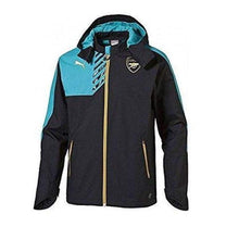 Jackets / Rain: Puma Arsenal 15/16 Rain Jacket 747627-04 - Puma / Xs / Blue / 1516 Arsenal Blue Clothing Football |
