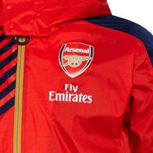 Jackets / Rain: Puma Arsenal 15/16 Rain Jacket 747630-01 - 1516 Arsenal Clothing Football Jackets
