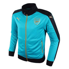 Jackets / Track: Puma Arsenal 15/16 Stadium Jacket 747597-04 - 1516 Arsenal Clothing Football Jackets