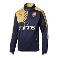 Tops / Warm Up: Puma Arsenal 15/16 Training Zip Top 748798-03 - Puma / S / Navy / 1516 ARSENAL Clothing Football Land |