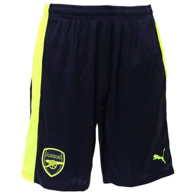 Shorts / Soccer: Puma Arsenal 16/17 (3Rd) Shorts 749718-05 - Puma / Xs / 1617 Arsenal Clothing Football Land | Ochk-Sfalo-Sheng09161A-1
