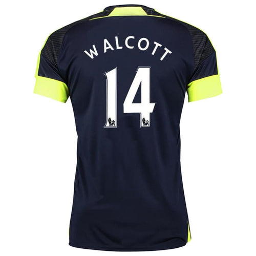 Jerseys / Soccer: Puma Arsenal 16/17 (3RD) S/S Jersey 749716-05 #14 WALCOTT - 1617, ARSENAL, Clothing, Football, Jerseys |