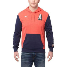 Hoodies & Sweaters: Puma Arsenal 16/17 Big A Hoodiered 750458-06 - 1617 Arsenal Clothing Fans Wear Football
