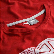 Tees / Short Sleeve: Puma Arsenal 16/17 Graphic Cannon Tee 750446-02 - 1617 Arsenal Clothing Fans Wear Football