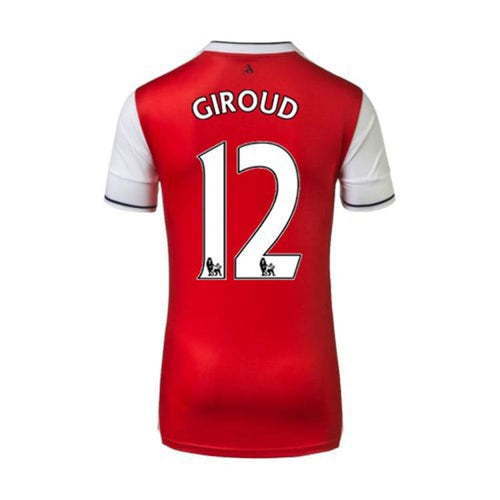 Jerseys / Soccer: Puma Arsenal 16/17 Home S/S Jersey 749712-01 #12 GIROUD - 1617, ARSENAL, Clothing, Football, Home Kit |