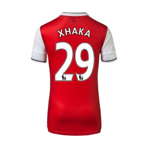 Jerseys / Soccer: Puma Arsenal 16/17 Home S/S Jersey 749712-01 #29 XHAKA - 1617, ARSENAL, Clothing, Football, Home Kit |