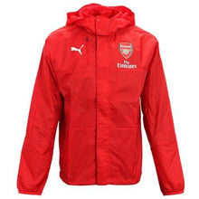 Jackets / Rain: Puma Arsenal 16/17 Rain Jacket 749765-01 - Puma / S / Red / 1617 ARSENAL Clothing Football Jackets |