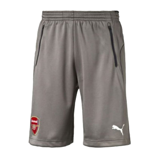 Shorts / Soccer: Puma Arsenal 16/17 Training Shorts 749751-05 - Puma / XL / Grey / 1617 ARSENAL Clothing Football GREY |