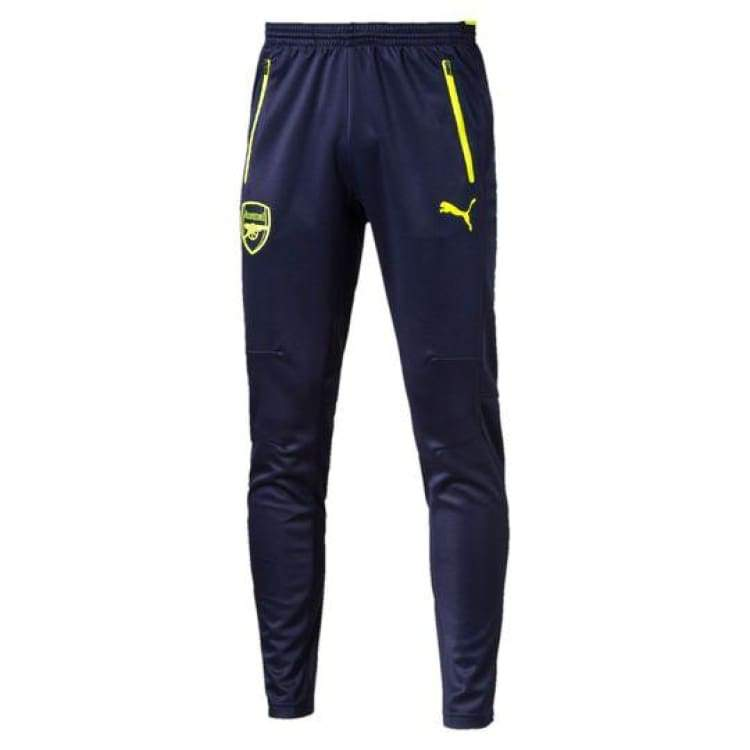 Pants / Training: Puma Arsenal 16/17 Ucl Training Pant 749748-12 - Puma / Xs / Navy / 1617 Arsenal Clothing Football Land |