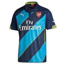 Jerseys / Soccer: Puma Arsenal FC 14/15 Kids Cup Replica Jersey 746466-04 - Puma / Navy / Kids: 116 / 1415 ARSENAL Clothing Football Gold |