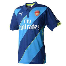 Jerseys / Soccer: Puma Arsenal Cup Replica Shirt 14/15 (3Rd) S/s 746452-04 - Puma / S / Blue / 1415 Arsenal Blue Clothing Football |