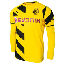 Jerseys / Soccer: Puma Bvb 14/15 (H) L/s 745882-01 - Puma / Xs / Yellow / 1415 Borussia Dortmund Bvb Clothing Football |