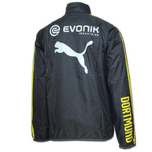 Jackets / Track: Puma Bvb 14/15 Walk-Out Jacket 745832-02 - 1415 Borussia Dortmund Bvb Clothing Football