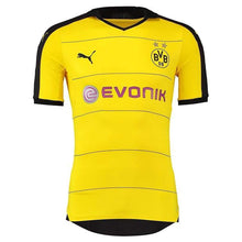 Jerseys / Soccer: Puma Bvb 15-16 (H) Authentic S/s Jersey 747989-01 - Puma / S / Yellow / 1516 Borussia Dortmund Bvb Clothing Football |