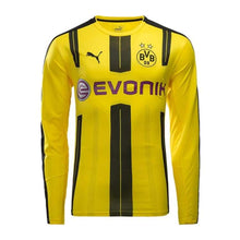 Jerseys / Soccer: Puma Bvb 16/17 (H) L/s Jersey 749822-01 - Puma / Xl / Yellow / 1617 Borussia Dortmund Bvb Clothing Football |