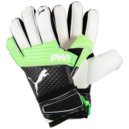Gloves & Mittens / Soccer: Puma Evopower Protect 1.3 Gr/bk 041216-32 - Puma / 7 / Green / Accessories Gloves Gloves & Mittens / Soccer