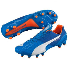 Cleats / Soccer: Puma Evospeed 1.4 Fg Bu 103264-03 - Blue Cleats / Soccer Football Footwear Land