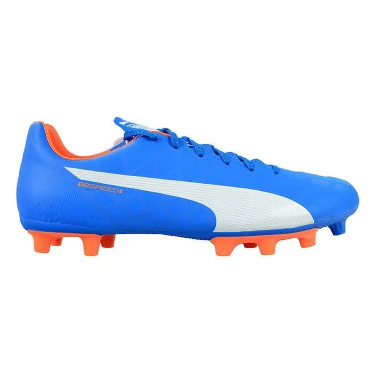 Cleats / Soccer: Puma Evospeed 5.4 Fg Bu 103286-03 - Uk: 7.0 / Puma / Cleats / Soccer Football Footwear Land Mens | Ochk-Sfalo-103286-03-70