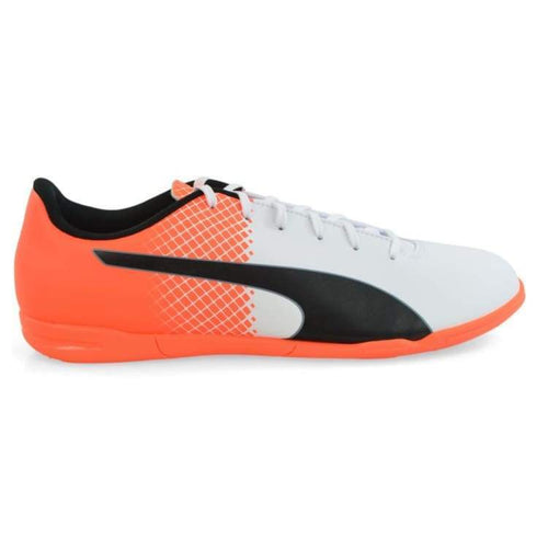Shoes / Soccer: Puma Evospeed 5.5 It 103857-03 - Puma / Us: 6.5 / White/orange / Footwear Land Mens Puma Sfalo | Ochk-Sfalo-103857-03-65
