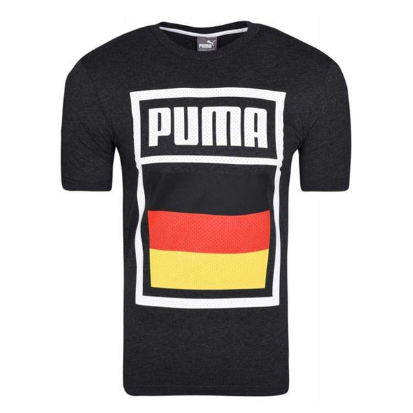 ac2f0554c79 Puma Forever Football Country Cotton Tee Germany 752649-03