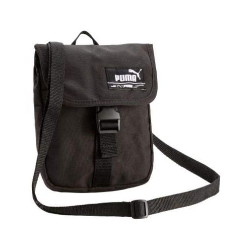 Bags / Shoulder: Puma Foundation Portable Black 069119-01 - Puma / Black / Accessories Bags Bags / Shoulder Black Land |