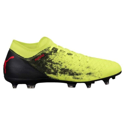 Cleats / Soccer: Puma Future 18.4 Fg/ag 104344-01 - Puma / Uk: 7.0 / Cleats / Soccer Footwear Land Mens Puma | Ochk-Sfalo-104344-01-1