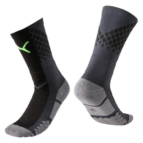 Socks / Soccer: Puma It Evotrg Socks Bk/gr 655183-50 - Puma / 3 / Black / Accessories Black Football Land Mens | Ochk-Sfalo-655183-50-1