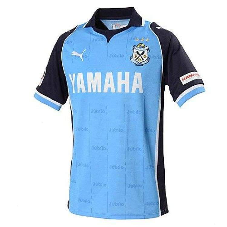 Jerseys / Soccer: Puma Jubilo Iwata 13/14 Home S/s Jersey 902724-01 - Puma / Jaspo: M / Blue / 1314 Blue Clothing Football Home Kit |