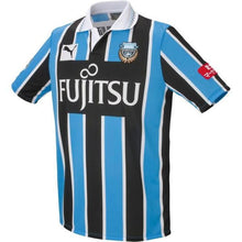 Jerseys / Soccer: Puma Kawasaki Frontale 16/17 Home S/s Jersey 920563-01 - Puma / M / Blue / 1617 Blue Clothing Football Home Kit |