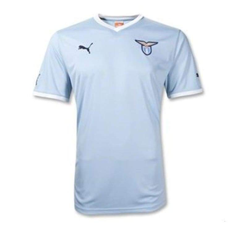 Jerseys / Soccer: Puma Lazio 11/12 (H) S/s - Puma / M / Blue / 1112 Blue Clothing Football Home Kit | Ochk-Sfalo-Ssita06110H