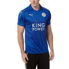 Jerseys / Soccer: Puma Leicester 16/17 (H) S/s 897472-01 - 1617 Blue Clothing Football Home Kit