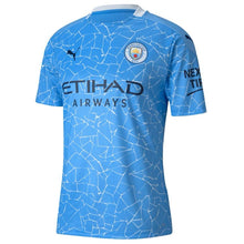 Jerseys / Soccer: PUMA Man City 20/21 H SHIRT REPLICA 757058-01 - 2021, Blue, Clothing, Football, Home | OCHK-SFALO-757058-01-01