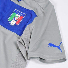 : Puma National Team 2012 Italy (H) Gk S/s Gy 740359-06 - 2012 Clothing Football Goalkeeper Goalkeeper Jerseys