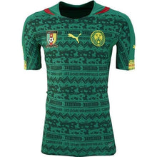 Jerseys / Soccer: Puma National Team 2014 World Cup Cameroon (Home) Jersey 744553-01 - Xs / Puma / 2014 Cameroon Clothing Football Home Kit