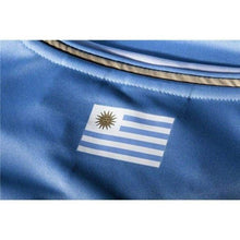 Jerseys / Soccer: Puma National Team 2014 World Cup Uruguay (H) S/s 744322-01 - 2014 Blue Clothing Football Home Kit