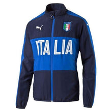 Jackets / Track: Puma National Team 2016 Figc Italia Woven Jacket 749394-05 - Puma / Xs / Blue / 2016 Blue Clothing Football Italy |