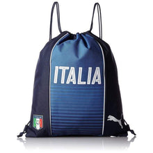 Bags / Sack Pack: Puma National Team 2016 Italia Fanwear Gym Sack Bu 073987-01 - 2016 Accessories Bags / Sack Pack Blue Fans Wear