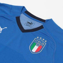 Jerseys / Soccer: Puma National Team 2018 Italy (H) L/s 752286-01 - 2018 Clothing Football Home Kit Italy