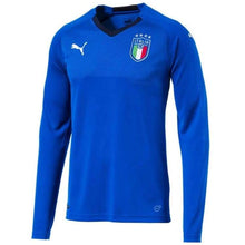 Jerseys / Soccer: Puma National Team 2018 Italy (H) L/s 752286-01 - Puma / S / 2018 Clothing Football Home Kit Italy |