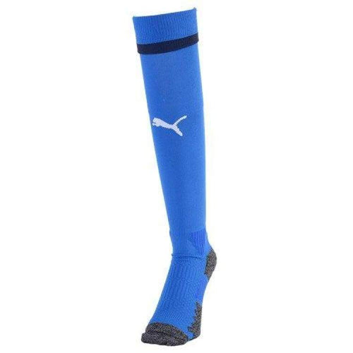 Socks / Soccer: Puma National Team 2018 Italy (H) Socks 752276-01 - Puma / 2 (35-38) / Blue / 2016 Accessories Blue Football Home Kit |