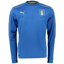 Jerseys / Soccer: Puma National Team Euro 2016 Italy (H) L/s 748832-01 - Xs / Puma / 2016 Clothing Football Home Kit Italy |